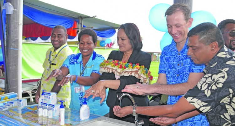 Minister Stresses Benefits Of Handwashing