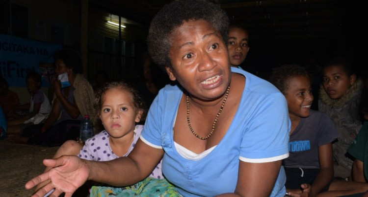Mum, 55, Picks FijiFirst Because Of Policies