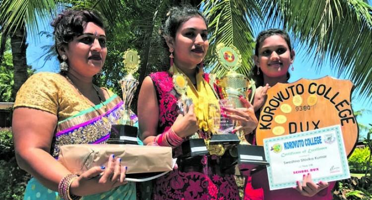 Mum Proud Of Daughter's Achievement