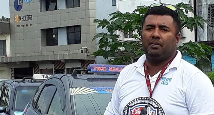 Tiko Kece Drivers Help Arrest Men