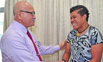 Our New Fijiana 7s Captain