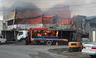 Company Owner  Loses All In Fire