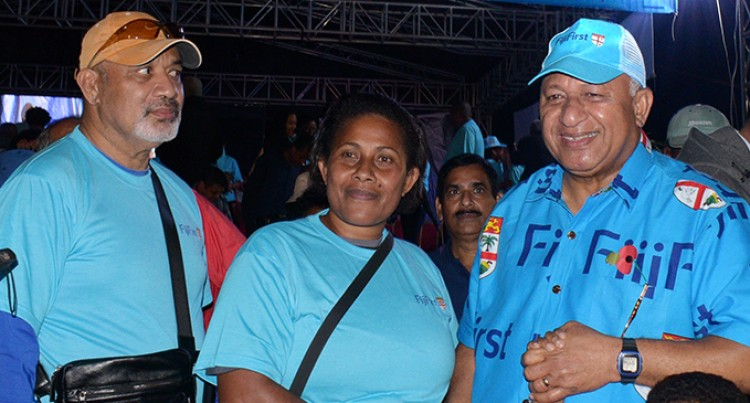 For Fiji to Progress, Remove Racism: PM