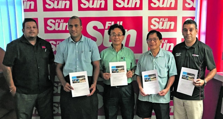 Winners Heap Praises On Fiji Sun