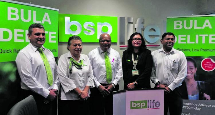 BSP Life Launched Bula Delite