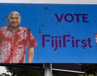 Uproar Over Attacks on Two FijiFirst Billboards. General Secretary Calls Them 'thuggery'