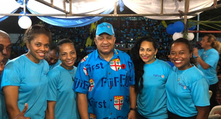 FijiFirst Provisional Candidate Disqualified, Ali Tells Of Plans Leading Youth Wing
