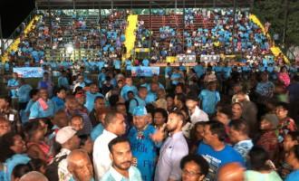 Change Is Already Here: Bainimarama