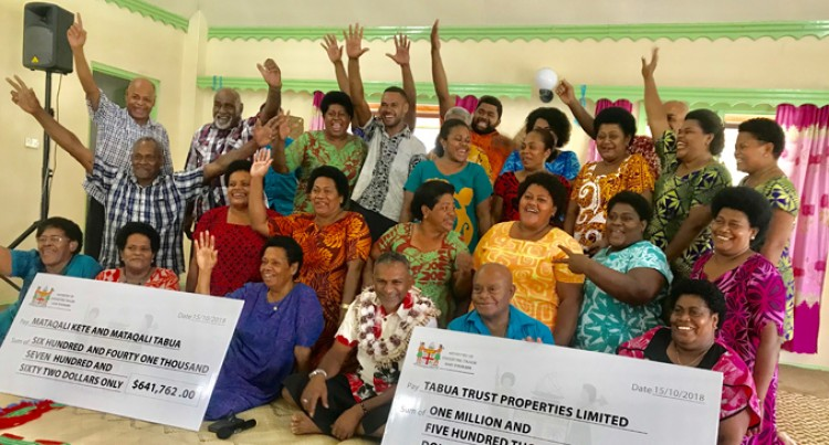 Lauwaki Village Celebrates Industrial Plans