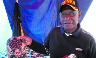 Living From Handicraft Sales