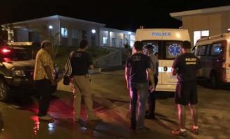 3 Passengers seriously injured after bus crash