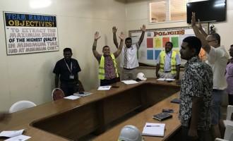 FSC Field Teams Receive Training in Customer Service