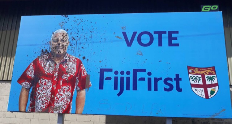 Not Again! Sodelpa Condemns Billboard Vandalism