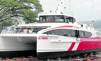 Tongan Vessel Undergoes FSHIL Makeover