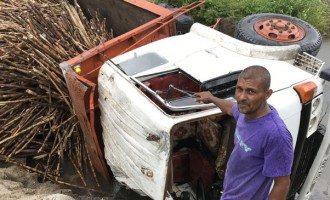 Accident Scares Vutuni Residents In Ba