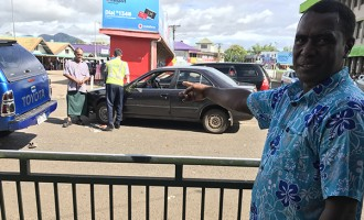Pedestrians, drivers be careful on roads,  says Kaususu
