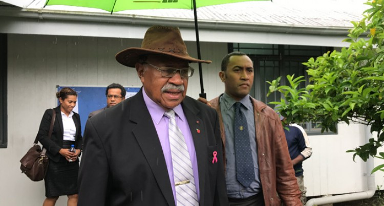 Rabuka Judgment Next Friday