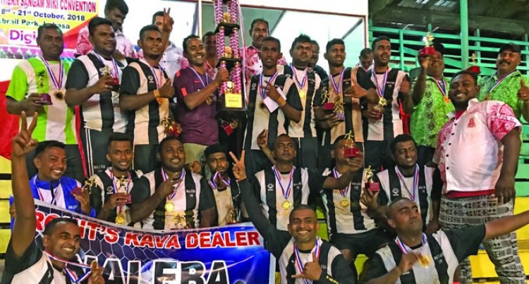 Naleba TIV Crowned Champs