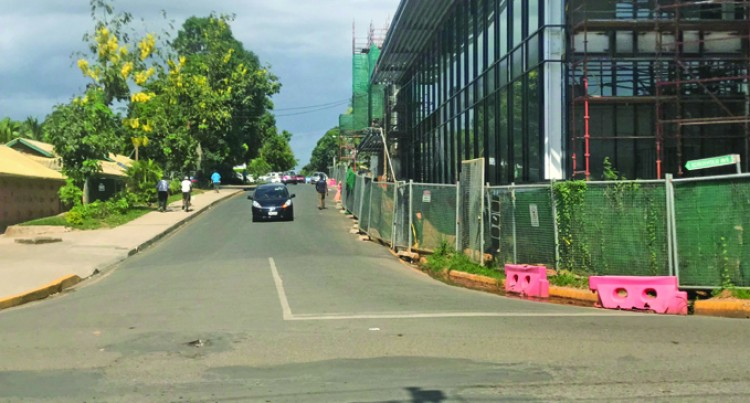 Traffic Management Trial for Nadi