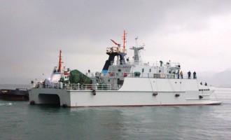 New Vessel Enhances Fijian Navy's Capabilities