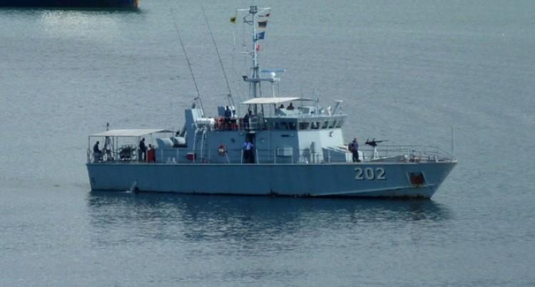 Fijian Navy Welcomes New-Look Kikau