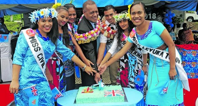 Old Capital Kicks Off Festival, Celebrates Fiji Day
