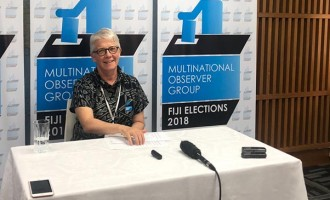 Observers Engage With Wide Cross Section Of Fijians