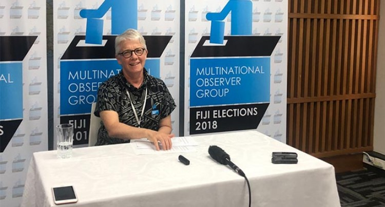 Fiji Elections 2018: Political Parties  Act Commended By MOG