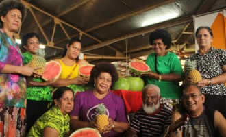 Suva Market Vendors Eager To Meet Duchess Of Sussex