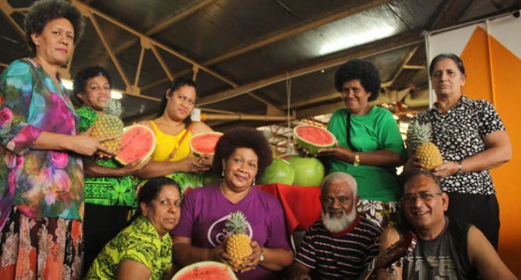 Suva Market Vendors Eager To Meet Duchess Of Sussex