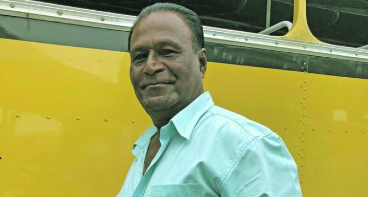 Mausam Ali Makes A Living At Bus Stand