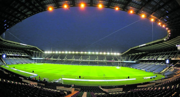 Murrayfield Sold Out For Fiji Test