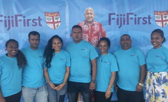 PM: FijiFirst Brings Stability, Progress