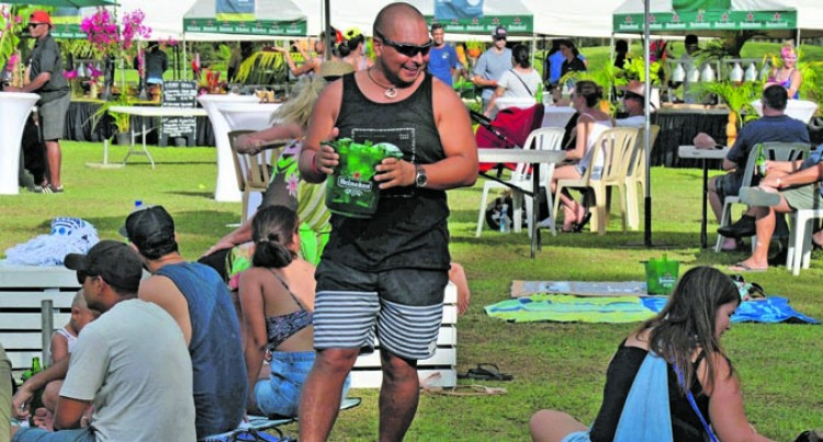 Denarau Food And Music Festival Organisers Thankful For Heineken Support