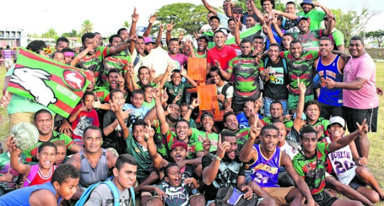 Rugby League 9s In Nadi Today