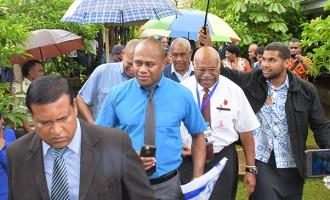 Ratu Naiqama Urge SODELPA Supporters To Stop Social Media Comments About Rabuka Case