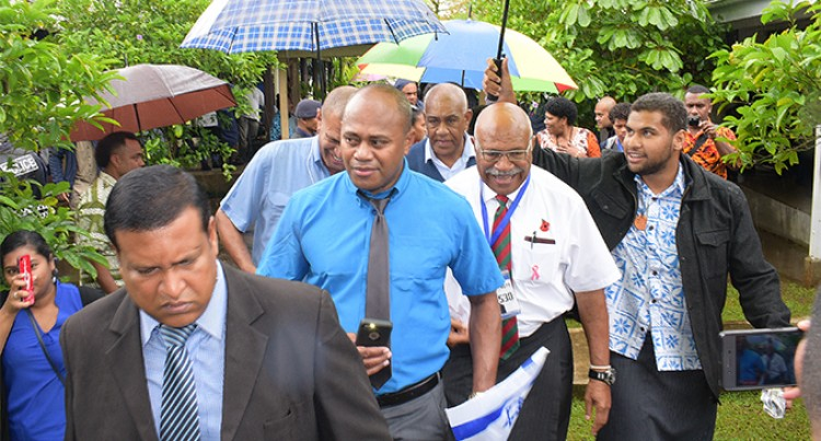 FICAC to Appeal Sitiveni Rabuka's Acquittal