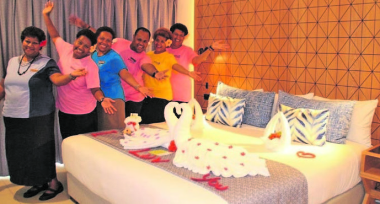 Radisson Blu Resort Fiji Celebrates Housekeeping Week In Style