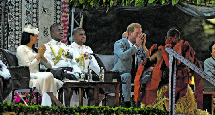 Prince Harry and Meghan In Fiji: Duke Wishes The Nation Well In November 14 General Election