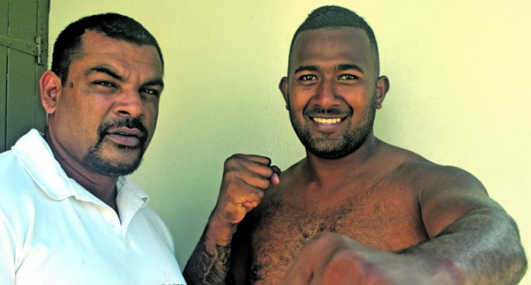 Heavyweight Hopeful Calls On Fijian Fans For Support