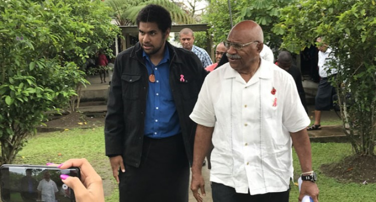 Rabuka's Trial Within Trial Starts October 15