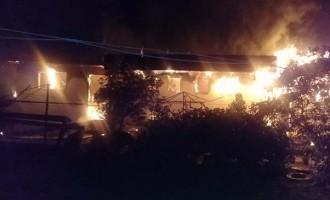 Fire Destroys Nadi Home
