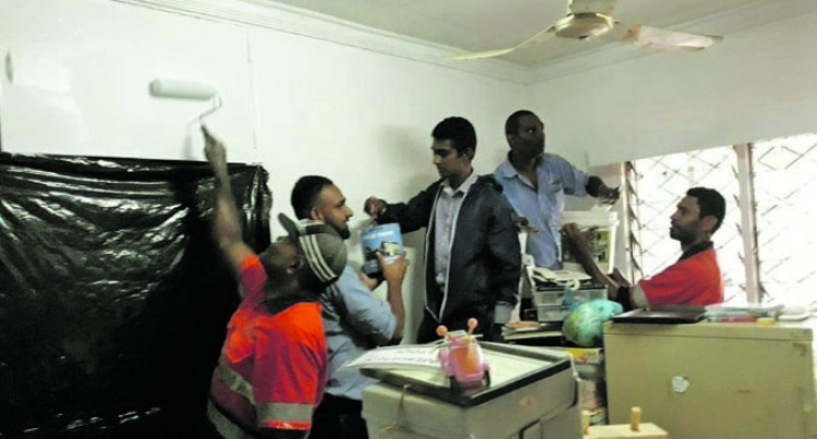 Building Firm Helps The Underprivileged