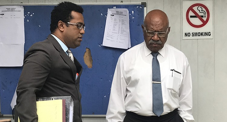 Sitiveni Rabuka's Case Dismissed