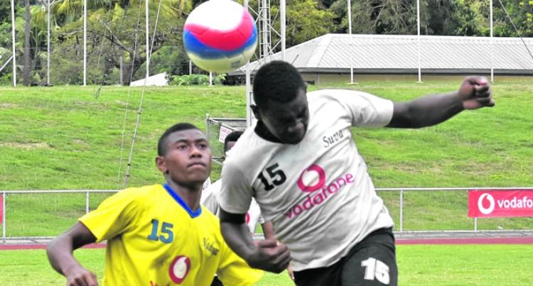 Nadro New Champ, Suva Disqualfied