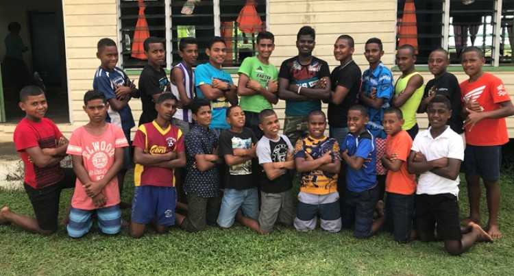 Taveuni U14 Ready For Debut