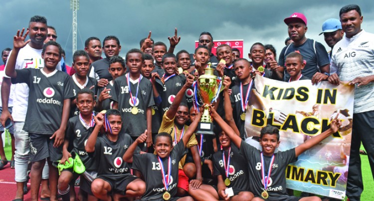 Ralumu Seals Win For Ba U12