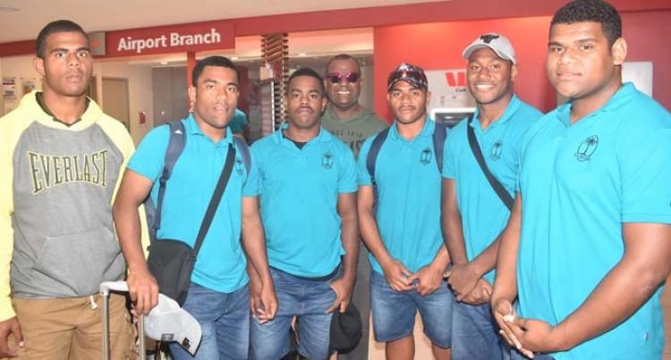 Merekula: Fijian U18 Ready To Play For U20 Side