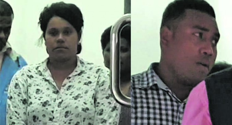 Couple in remand, awaiting bail response