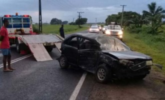 Vehicle Accident on an EFL Power Pole Causes Power Disruption in Parts Navua Area